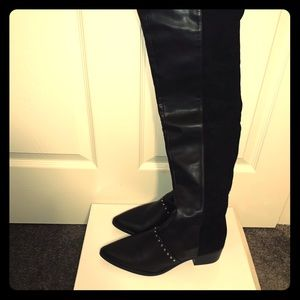 Over the knee boots by Report